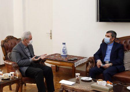 تاکید بر لزوم استفاده از زمینههای مناسب همکاری با جمهوری آذربایجان