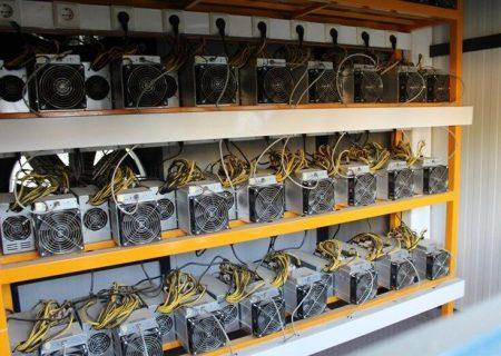 ۸۱ دستگاه استخراج رمز ارز دیجیتال غیرمجاز در مراغه کشف شد