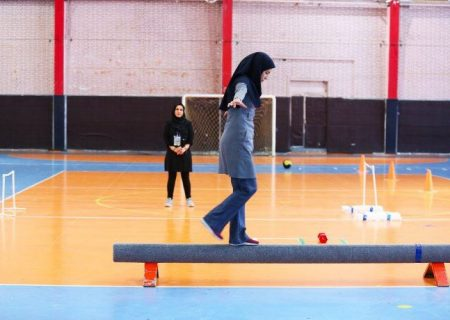 قهرمانی روشندلان آذربایجانشرقی در مسابقات آمادگی جسمانی کشور