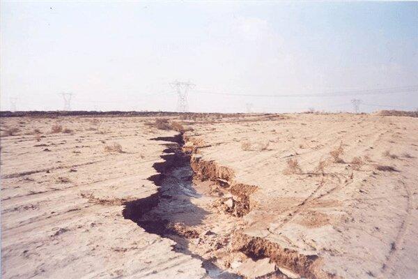 فرونشست زمین ۳ شهرستان آذربایجان غربی را تهدید می کند