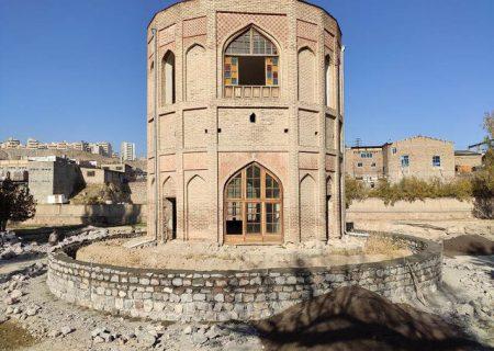 انجام مطالعات و مستندنگاری برج خلعت پوشان تبریز