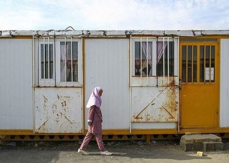 وجود ۲۸ مدرسه کانکسی در روستاهای اهر