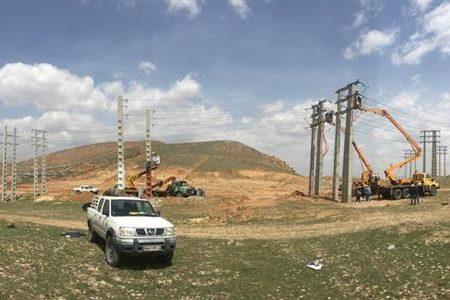 بهرهبرداری از ۲۰۸ پروژهی شاخص با اعتبار بالغ بر ۴۷۱ میلیارد ریال در برق تبریز