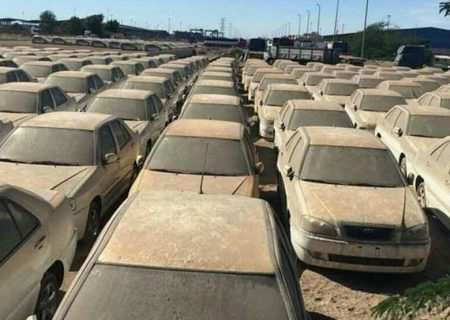 خودروهای رسوبی در پارکینگهای آذربایجانشرقی ترخیص میشوند