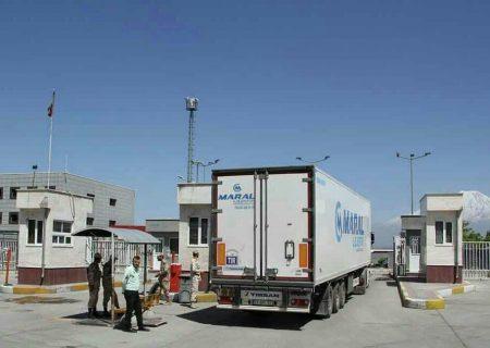 جایگاه پایانههای مرزی جلفا و نوردوز در ترانزیت بینالمللی ویژه است