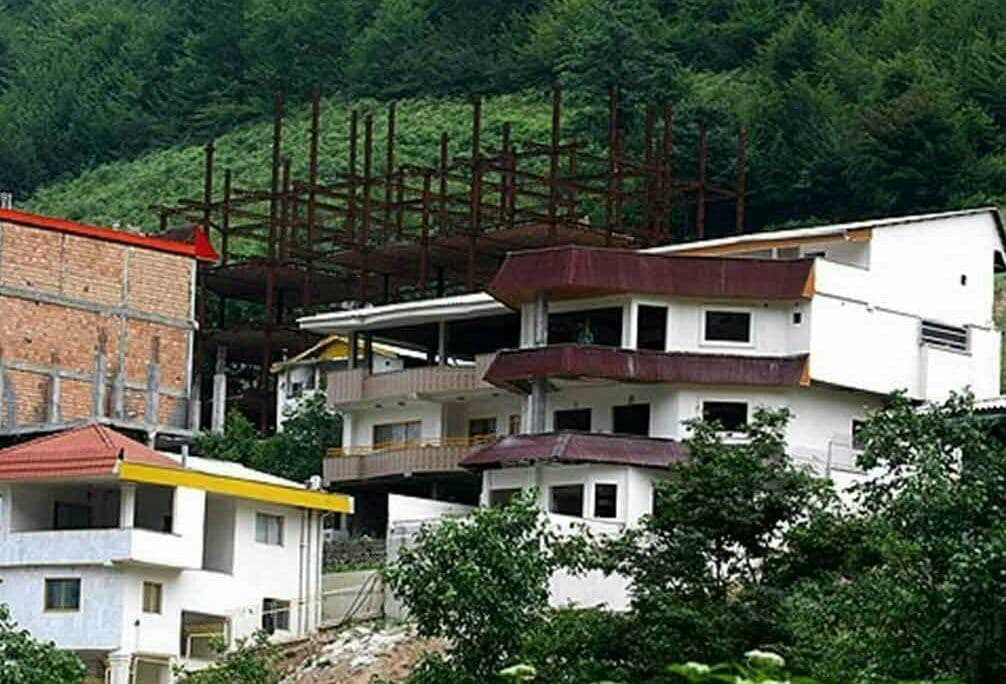 قلعوقمع ۴۰۰ مورد ساخت و ساز غیرمجاز در اراضی آذربایجان شرقی