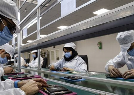 بهره برداری از کارخانه تولید تبلت ایرانی با قابلیت کنترل والدین در مراغه/ تبلت ایرانی بهار در بازار
