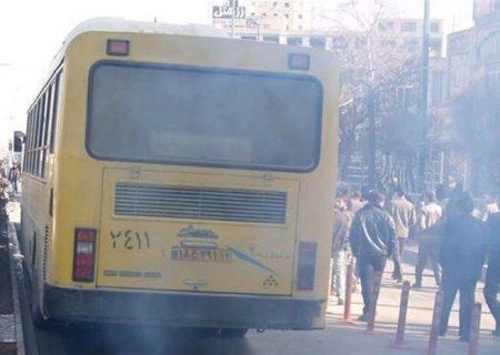 چالش فرسودگی ناوگان اتوبوسرانی تبریز