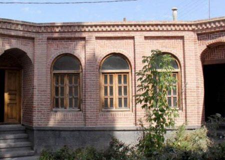 ۲ خانه تاریخی اردبیل ثبت ملی شد