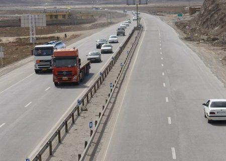 تردد بیش از ۲۰۲ میلیون خودرو در جادههای آذربایجانشرقی ثبت شد