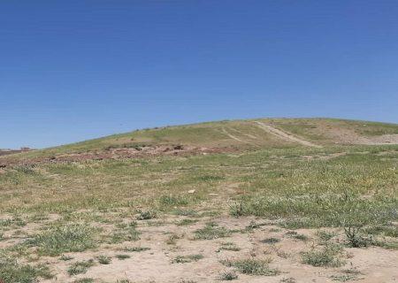 """تپه باستانی """"جهودلر"""" شاهیندژ ثبت ملی شد"""