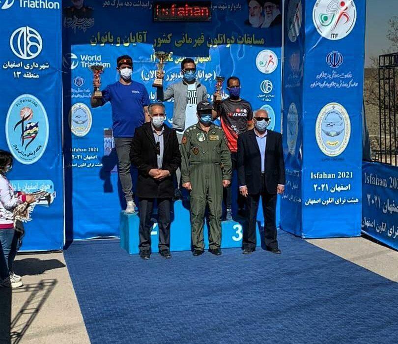 دوگانهکاران آذربایجانشرقی نایب قهرمان کشور شدند