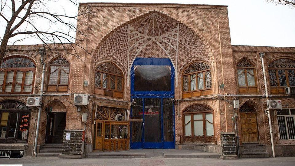۲۰۰ حجره بازار تاریخی تبریز مرمت شد
