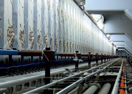 ۶۰ درصد نیاز پرده بازار ایران در تبریز تولید میشود