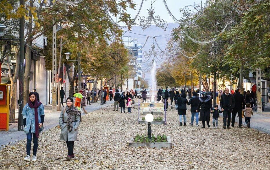 طولانیترین پیاده راه کشور در تبریز اجرا میشود