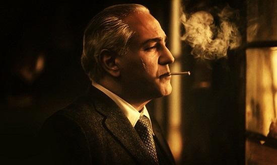 اولین تصویر از مهران مدیری در فیلم «خائن کُشی»