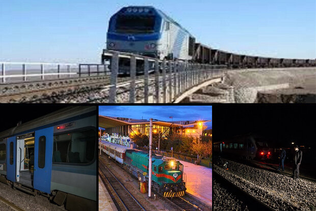 بازخوانی حادثه یخ بستن یک قطار/ناوگان ریلی چه زمانی نوسازی میشود