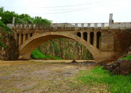 پل فیروز آباد به عنوان اولین سازه صنعتی اردبیل به ثبت ملی رسید