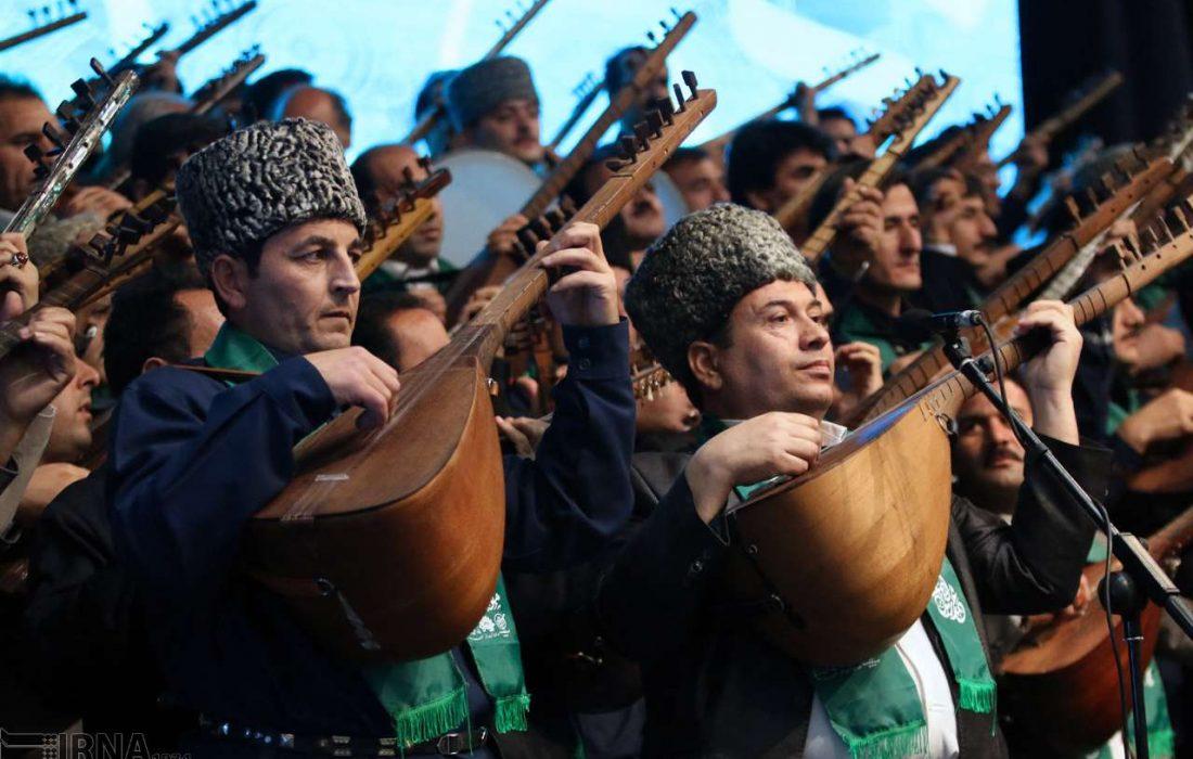 تجلیل از ۱۹ هنرمند پیشکسوت موسیقی عاشیقی آذربایجانشرقی