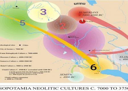 آذربایجان، خاستگاه سومریان در ۸۰۰۰ سال پیش!