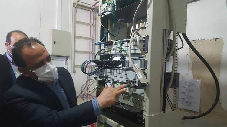   تحول در حوزه ارتباطات و اینترنت شهرستان ورزقان