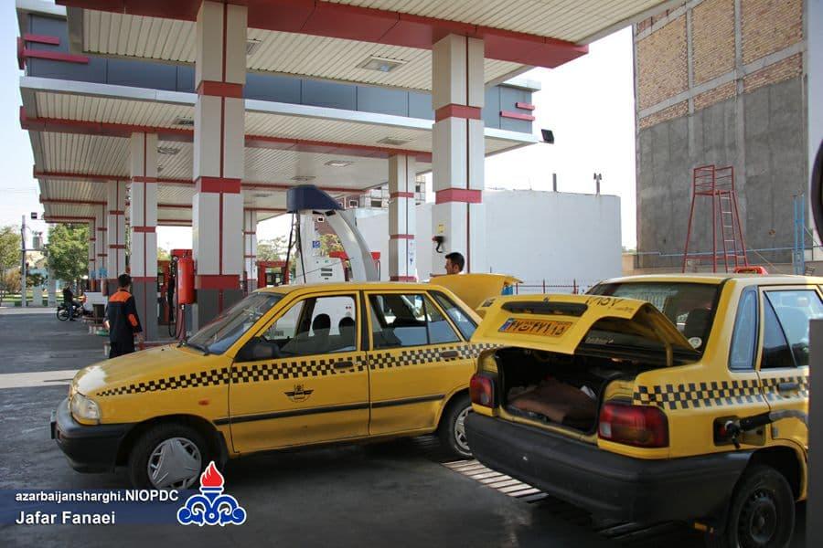رشد بیش از سه درصدی مصرف سوخت CNG در بخش حمل و نقل