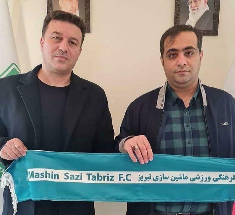 ماشین به رنگ گسترش، تیشه سیاسیون به تاریخ ورزش آذربایجان!