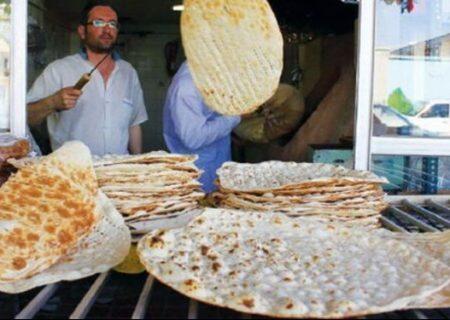 کیفیت نان در آذربایجانغربی مطلوب نیست