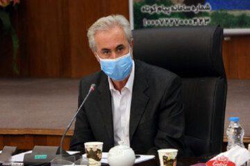 آخرین وضعیت انتقال آب ارس به تبریز از زبان استاندار
