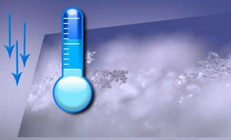 کاهش دمای هوا در آذربایجانغربی