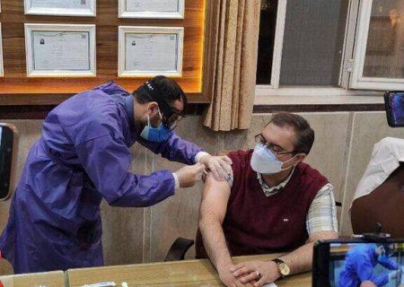 تزریق واکنس کرونا در بناب با ۹۰ دُز آغاز میشود