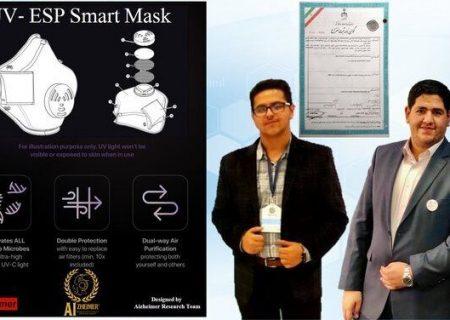 اختراع نسل جدید ماسکهای تنفسی هوشمند در دانشگاه صنعتی سهند