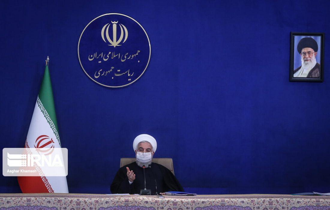 روحانی: گرانی برخی کالاها از عوارض تحریم گسترده کشور است
