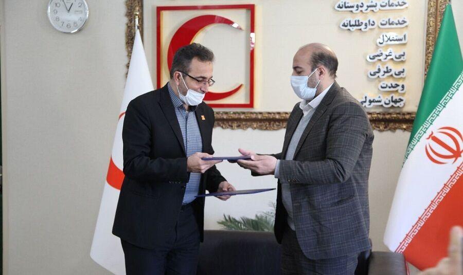 هلال احمر آذربایجان شرقی به پهپاد مجهز شد