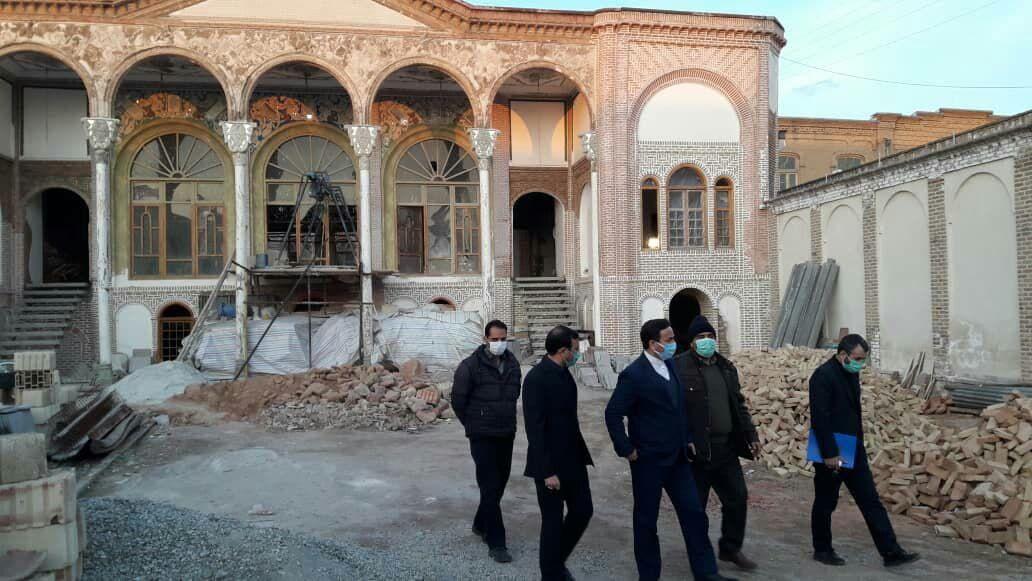 خانه سرخهای تبریز به هتل بوتیک تبدیل میشود