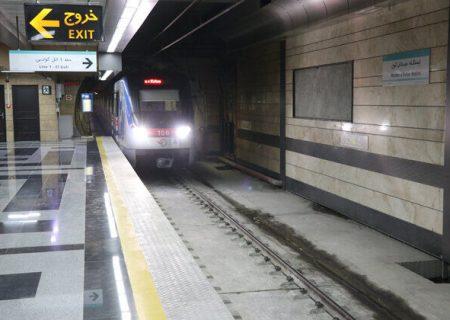 قطار شهری تبریز از روز شنبه مسافرگیری میکند