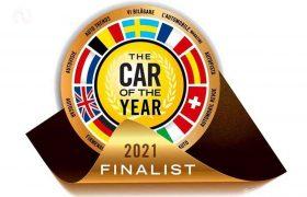 خودروی سال اروپا معرفی شد