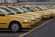 فرسودگی بیش از نیمی از تاکسی های تبریز