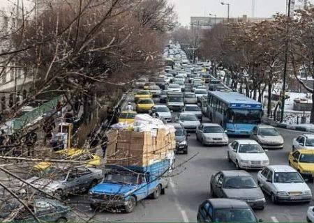 جریمه کرونایی روزانه یک هزار و ۵۰۰ خودرو در تبریز / ۵ هزار خودرو در محدوده زوج و فرد جریمه می شوند