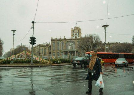 آسمان آذربایجانشرقی از فردا بارانی میشود
