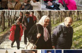 """سریال طنز مهدی صالحیار """"اوچ سئوگی"""" در سردرود کلید خورد"""