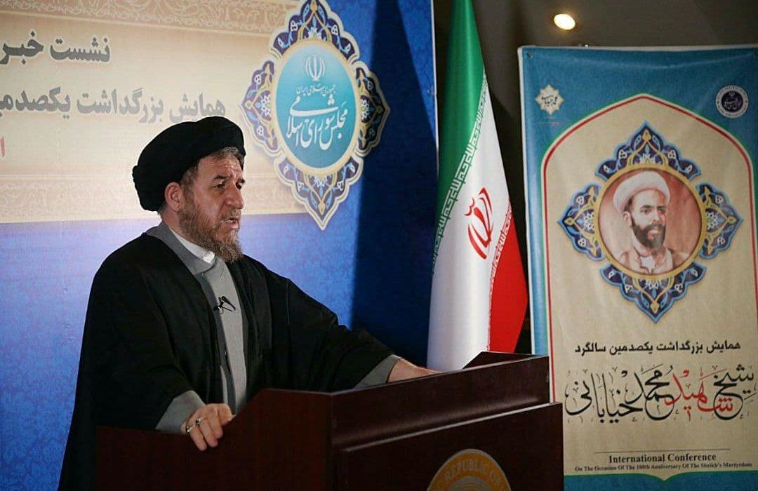 همایش یکصدمین سالگرد شیخ محمد خیابانی با حضور رئیس مجلس برگزار میشود