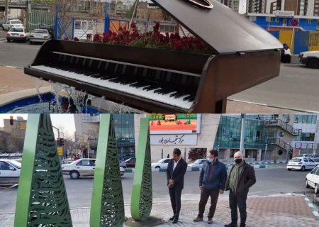 جمعآوری المان پیانو، اتفاقی عجیب و غیرقابل تصور بود