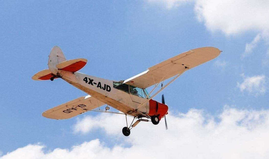 خلبانی هواپیمای فوق سبک در فرودگاه تبریز آموزش داده میشود