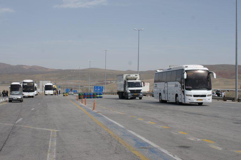 افزایش ۱.۳ برابری سفر در جادههای آذربایجانشرقی