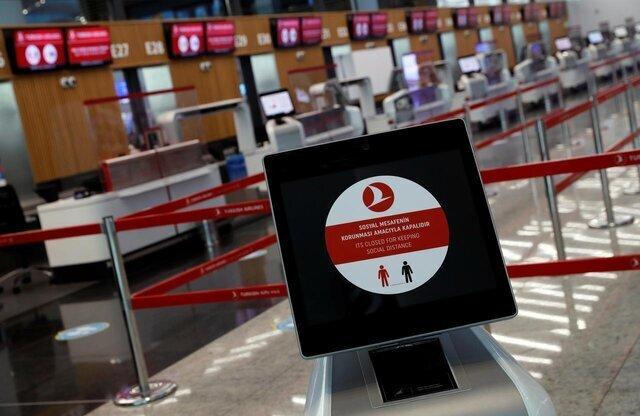 تور ترکیه «رسما» ممنوع؛ پرواز و هتل برقرار