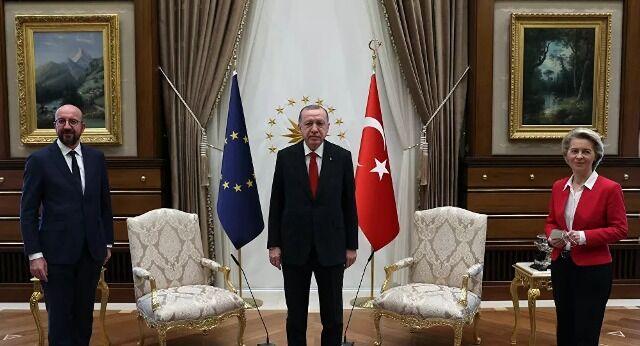 اردوغان بر عزم ترکیه برای پیوستن به اتحادیه اروپا تاکید کرد