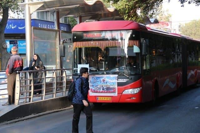 تغییر ساعات فعالیت ناوگان اتوبوسرانی تبریز