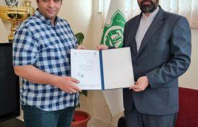 معاون ورزشی باشگاه ماشینسازی تبریز مجبور به استعفا شد