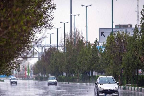 بارش در آذربایجانشرقی ۲۲ درصد کاهش یافته است